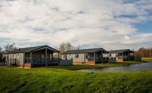 Claywood luxury holiday lodges at High Lodge Suffolk