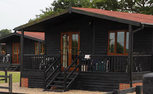 Lakeview Holiday Lodges at High Lodge, suffolk