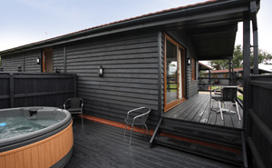 Luxury Holiday Lodges in suffolk