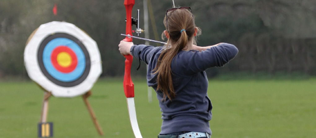 Archery packages at High Lodge Suffolk