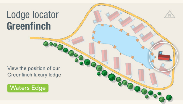 Greenfinch Holiday Lodge Plan - Download/View PDF