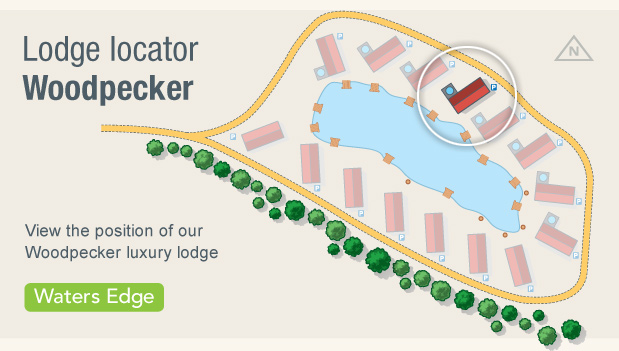 Woodpecker Holiday Lodge Plan - Download/View PDF